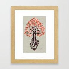Fourish  Framed Art Print