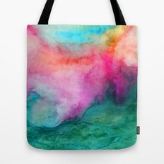 Staring at the Ceiling Tote Bag