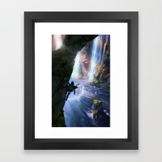 Zora's Domain Framed Art Print