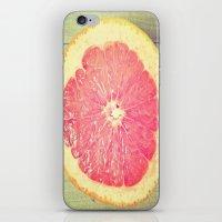 Grapefruit!  iPhone & iPod Skin