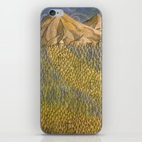 Erebor, The Lonely Mount… iPhone & iPod Skin