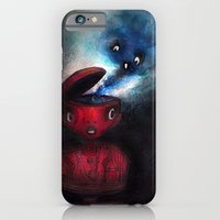 iPhone & iPod Case featuring Inner Mysteries by Richard J. Bailey