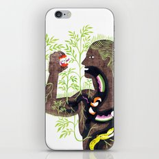 The Soil Man iPhone & iPod Skin