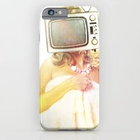 SEX ON TV - FOXY by ZZGLAM iPhone 6 Slim Case
