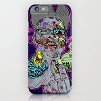 iPhone & iPod Case featuring Bath Salts by Artless Arts