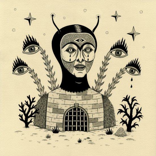 Preternatural Prison Canvas Print