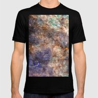 Close Encounter With The… Mens Fitted Tee Black SMALL