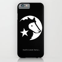 iPhone & iPod Case featuring Unaffiliated Party Star by Unaffiliated Party