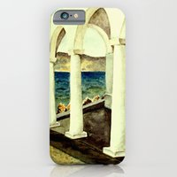 iPhone & iPod Case featuring Greek Memories No. 7 by Vargamari