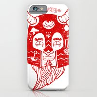iPhone & iPod Case featuring Sea Invader by Jelot Wisang