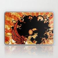 Rebel Lady Laptop & iPad Skin
