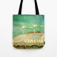 Circus II Tote Bag