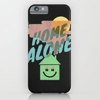 iPhone & iPod Case featuring Home Alone by Nick Nelson
