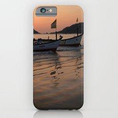 Returning from Dolphin Trip Palolem iPhone 6 Slim Case