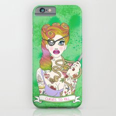 Curves To Kill iPhone 6 Slim Case
