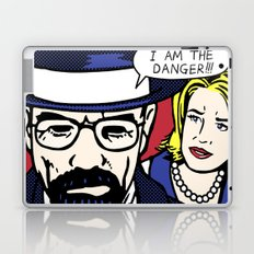 I Am the Danger Laptop & iPad Skin