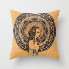 ligeia Throw Pillow