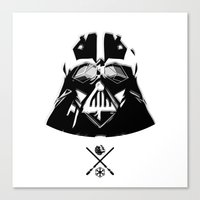 Darth. Canvas Print