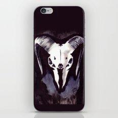 Cephalomancy iPhone & iPod Skin