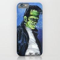 Rebel Frankenstein iPhone 6 Slim Case