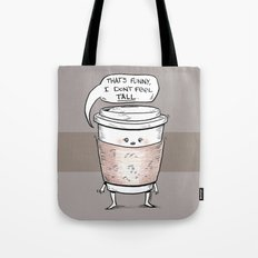 Small Coffee Problems Tote Bag
