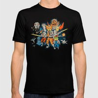 Fox Team Mens Fitted Tee Black SMALL