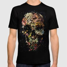 Smyrna Skull SMALL Mens Fitted Tee Black