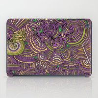 Drawing Meditation - Lil… iPad Case