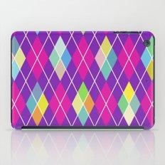 Colorful Geometric IV iPad Case