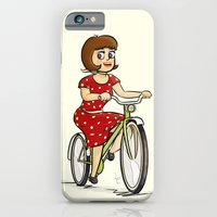 iPhone & iPod Case featuring Bicycle. by Liam Clark