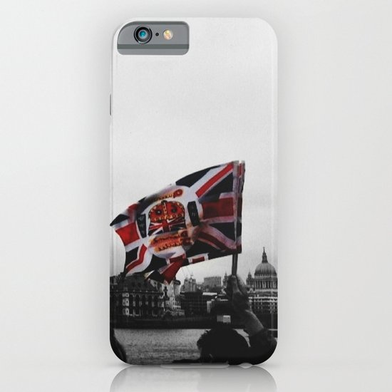 Jubilee Flag iPhone & iPod Case