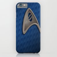 science iPhone & iPod Cases featuring Science by BinaryGod.com