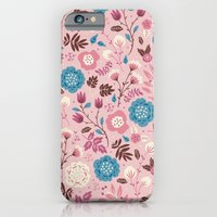 iPhone & iPod Case featuring Pretty Pink by Anna Deegan