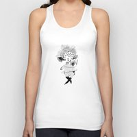 Mailing Angel Unisex Tank Top
