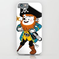 iPhone & iPod Case featuring Pirate's Ahoy! by Albert Lee
