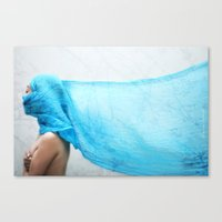 Limitless Ocean Canvas Print