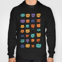 Stylish Cats Hoody