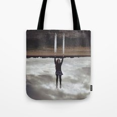 Holding On Tote Bag