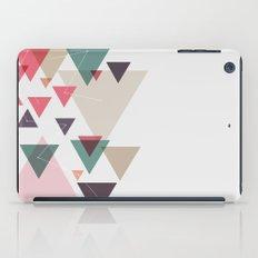 Triângulos ligados iPad Case