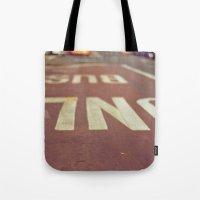 Urbanscape Tote Bag