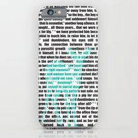 iPhone & iPod Case featuring Always. by Christine DeLong Creative Studio