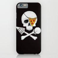 Pizza Raider iPhone 6 Slim Case