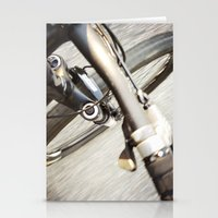 Moving Pavement Stationery Cards