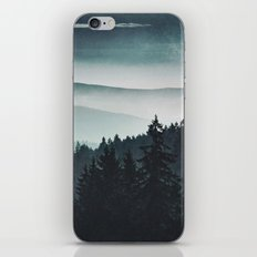 Mountain Light iPhone & iPod Skin