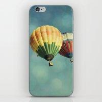 Floating iPhone & iPod Skin