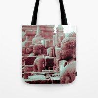 Borobudur Tote Bag