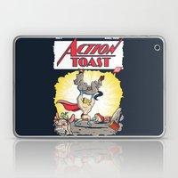 Action Toast Laptop & iPad Skin