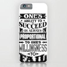 SUCCESS iPhone 6 Slim Case