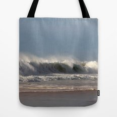 Strong Shorebreak Tote Bag