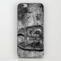 CATTLE TAG #16 iPhone & iPod Skin